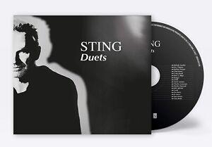 STING - DUETS ALBUM 1 CD (NEUF 2021)