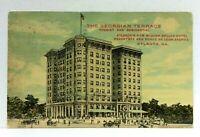 C. 1910 Atlanta Georgia Georgian Terrace Hotel Vintage Postcard