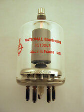 New National RS1006B (TB2.5/400 / 5866A) Audio Radio Transmitting Vacuum Tube
