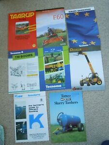 @Quantity of Agricultural Machinery Literature@