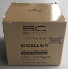 Schwarzkopf BC Excellium Taming Treatment | 5.1 oz | For Coarse Mature Hair