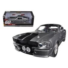 1967 Ford Mustang, Eleanor from Gone in 60 Seconds, Gray w/ Black Stripes - G...