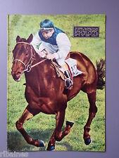 Ex Publicité magazine / photo / impression, gay ballade horse-john Lynch / Johnny Dixon ASTON