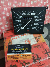 Strumentazione contachilometri Alfa Romeo 75 220 Km/h 60740863