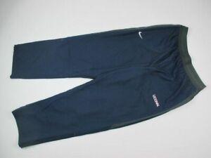 UCONN Huskies Nike Athletic Pants Men's Navy Dri-Fit Used Multiple Sizes