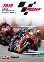 MOTO GP SEASON REVIEW 2019 - LATEST RELEASE - MOTO GP DVD