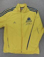 Boston Marathon 2009 Adidas Reflective Running Jacket (Mens Large)