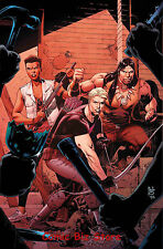 OCCUPY AVENGERS #6 (2017) 1ST PRINTING BAGGED & BOARDED MARVEL NOW