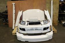 JDM 2003-2005 Subaru Forester sg5 SG9 STi Front Bumper Fenders, Hood, Fog Lights