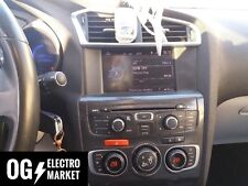 Citroen c4 GPS Navegación sistema Set Radio sat nav rneg 2 rt6 WIP nav +
