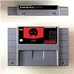 Super Metroid ALL Series Game 16 bit Cartridge Console US Version Nintendo SNES