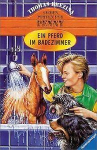 Sieben Pfoten für Penny, Bd.11, Ein Pferd im Badezimmer ... | Buch | Zustand gut