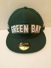 Green Bay Packers New ERA 59Fifty 2012 Draft Fitted hat 7 Green