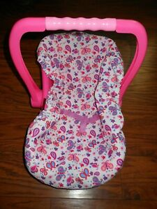 Pink Doll cradle. Brand by You & Me