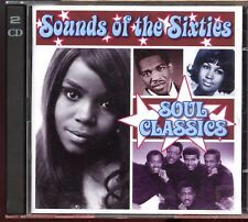 Time Life - Sounds Of The Sixties / Soul Classics - 2CD - MINT