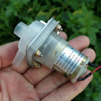 DC 12V Mini Mute Water dispenser pump Magnetic Impeller Pump F Drinking Fountain