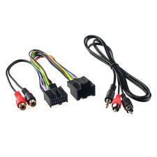 XA9801-B9 3.5mm jack Cable Lead for iPhone iPod Saab 9-3,9-5