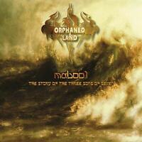 ORPHANED LAND - MABOOL (RE-ISSUE 2019)   CD NEU