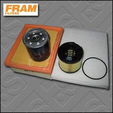 KIT di servizio CITROEN XSARA PICASSO 2.0 HDI olio aria carburante CABIN FILTRO BOSCH (00-05