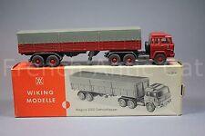 U529 Wiking modelle Ho Magirus 235D stattelschlepper 51 m 1966 camion truck