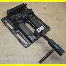 Bohrmaschinen Schraubstock mit Prismenbacken Backenbreite 100 mm Spannweite 80mm