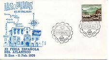 España Feria del Atlantico Las Palmas año 1976 (BC-482)