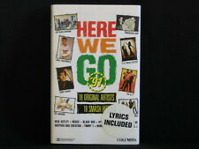 Here We Go '91. Cassette tape. Kylie Minogue Southern Sons KLF Jimmy Barnes