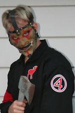 Slipknot IOWA Tour (black) Jumpsuit (Pentangle) back