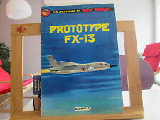 BUCK DANNY  1974 PROTOTYPE FX-13 TBE BROCHE