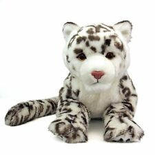 Colorata Stuffed Animal Snow Leopard Plush Toy F/S w/Tracking Number New