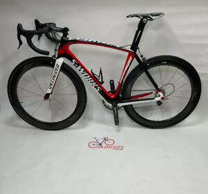 SPECIALIZED S-WORKS VENGE,54,ZIPP 404, Campagnolo Super Record,Stunning !