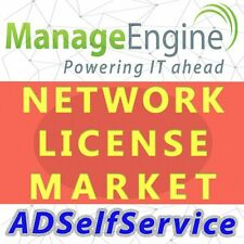ManageEngine ADSelfService Plus License - Permanent,Unlimited,Professional