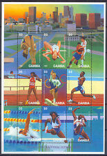 Olympiade 1996, Olympic Games, Soccer - Gambia - 1 KB ** MNH