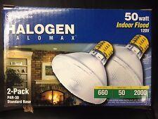 12 PIECES WESTINGHOUSE 05438 50PAR30/FL/H 50W FLOOD STANDARD BASE LIGHT BULBS