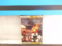 Prelude To A War/normandy Invasion - Black White  Color NTSC on DVD New Sealed