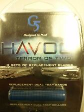 G5  HAVOC REP BLDS, DUAL  TRAP COLLARS & BANDS  (943)
