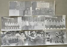 Bulgarian Army Military Archives Photo Pictures 8 pcs Cold War era