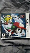 Cave Story 3D (Nintendo 3DS, 2011) Complete Mint