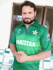 Pakistan Cricket Jersey/Shirt World Cup 2019 Adult And For Children