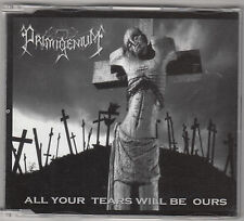 PRIMIGENIUM - all your tears will be ours CD