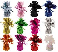 Helium Balloon Colour Foil Weights Wedding/Birthday Party Decorations Balloons
