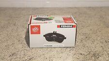 PASTIGLIE FRENO FERODO ANT FIAT 500X/ JEEP RENEGADE FDB4688