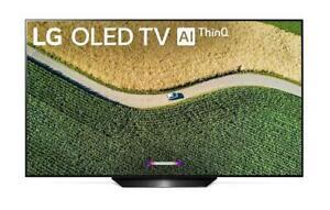 """LG OLED65B9PUA _710 65"""" 4K HDR Smart OLED TV with AI ThinQ ***READ***"""