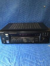 sony dts home theater receivers 5 1 channel for sale ebay rh ebay com Sony STR K740P Remote Sony STR K740P Protect Mode