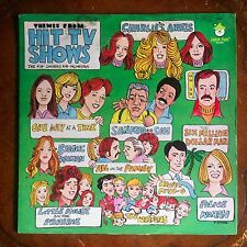 """THEMES FROM HIT TV SHOWS 8197 PETER PAN RECORDS 12"""" LP SANFORD AND SON EX COND"""