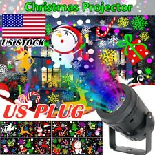 Christmas Lights Projector Led Laser Indoor Landscape Xmas Move Lamp Xmas Gifts