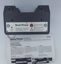 Abnnahmewagen Besta ` Power Type 8614 Medienzuführungssystem