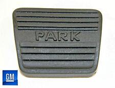 OEM GM 1964-1981 Chevy Buick Oldsmobile Pontiac parking brake pedal pad 3893181