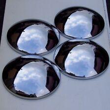 Baby moon hub caps, Set of 4,VW T1 Beetles 68 on, T2's 71 on & T25 79-90