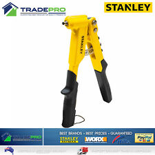 Rivet Gun Stanley Contractor Commercial Grade New Model PRO Pop Riveter MR100CG